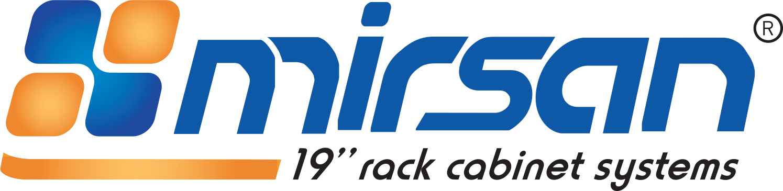 Logotyp Mirsan Rack