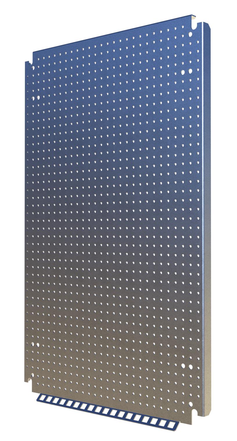 Płyta montażowa w szafie elektrycznej ip65